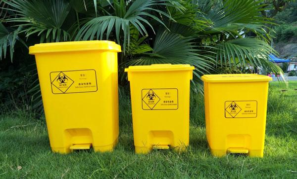 医疗垃圾桶必须带盖吗?